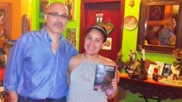 1 Presentación novela CASINO, del escritor chileno Patricio Milad, en Café Galería PIQ ART