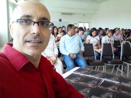 Lanzamiento de la novela CASINO, en CEUTEC, por el escritor PATRICIO MILAD 10