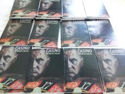 Lanzamiento de la novela CASINO, en CEUTEC, por el escritor PATRICIO MILAD 13