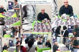 Lanzamiento de la Novela ONIRIS en CEUTEC