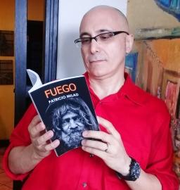 Novela distópica FUEGO, del escritor chileno Patricio Milad. Entrevista de Carlos Molina. EL CEIBEÑO 3