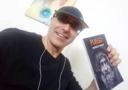 Novela FUEGO, del escritor chileno Patricio Milad. Publicada, disponible en LISER y AMAZON