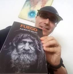 Novela FUEGO,obra distópica, del escritor chileno Patricio Milad. Publicada, disponible en LISER y AMAZON